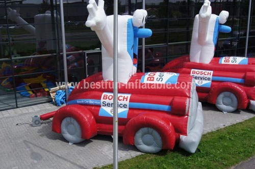 Inflatable Bosch custom design