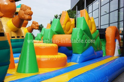 Inflatable Landal Greenparks measure