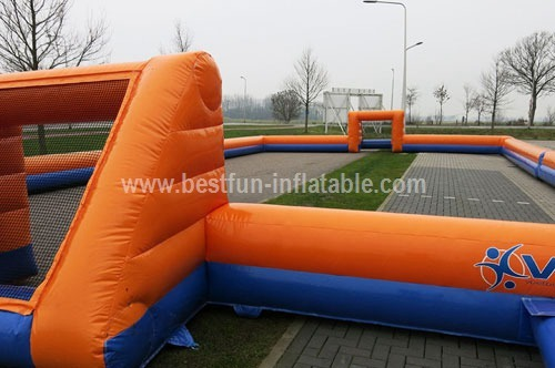 Inflatable Voetbalschool Nederland measure