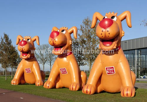 Inflatable Zoo n Co tailor Dogs