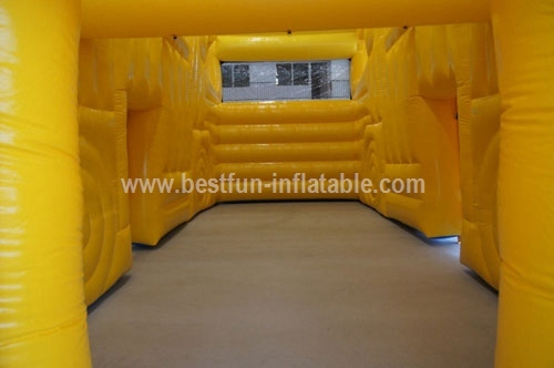 Truck PVC Inflatable Tent