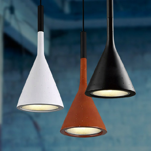American country style bar creative ceiling hanging droplights