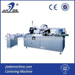 Automatic Bottle Horizontal Cartoning Machine Manufacturer Exporter