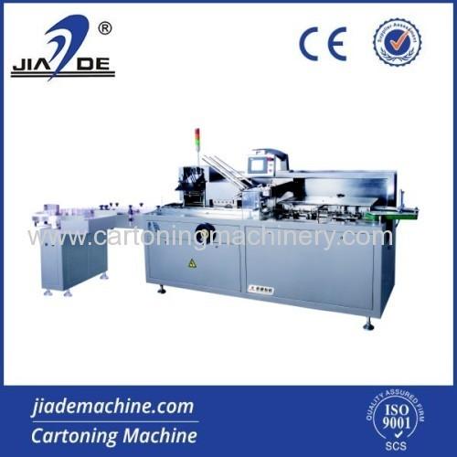 automatic bottle cartoning machines