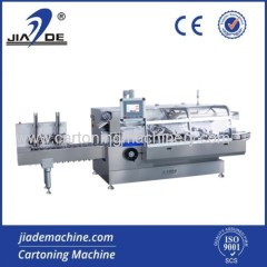 Automatic High Speed Continous Cartoning Machine for blister