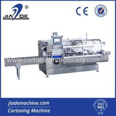 Automatic High Speed Continuous Cartoner Machine