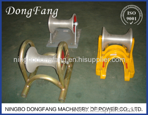 Straight Line Cable Rollers of Underground Cable Installation Tools