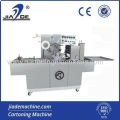 Tridimensional Cellophane Packaging Machine