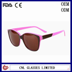 Ladies Fashion Acetate Sunglasses