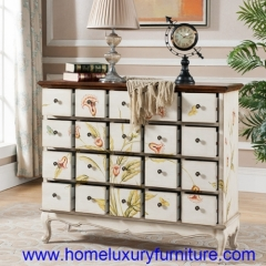 Chests wooden cabinet Chest of drawers living room furniture drawer chests