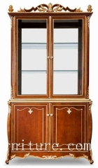 Antique china cabinet american craftsman china cabinet wooden china cabinet
