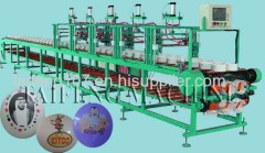 Five Colored balloon printing machine