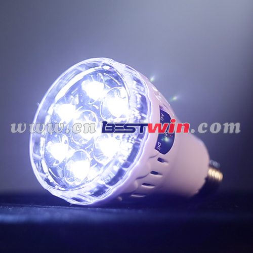 7 Led rechargeable emergency bulb