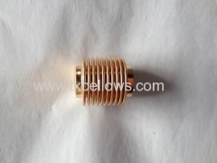 tin phosphor bronze bellows be used for Instrument Valve