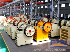 PEX Series Calcite Jaw Crusher