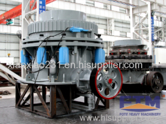 Advanced Level Cone Crusher
