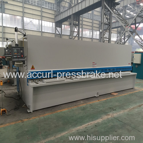 stainless steel plate cutting machine