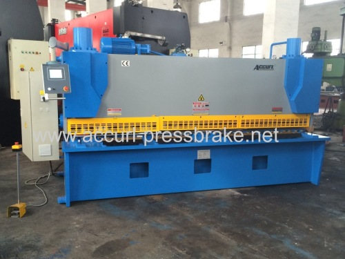 12mm Thickness 3200mm Length Cutting Machine