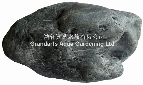 Artificial resin rock garden rock landscaping rock aquarium