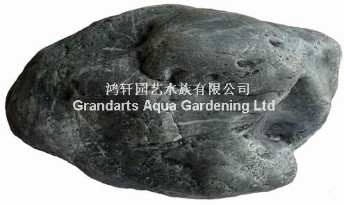Artificial resin rock garden rock landscaping rock aquarium