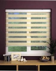 Good fashionable sunshade roller blinds for commercial buildings Daylight and Blackout roller blind supplier in China