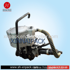 combined pneumatic belt strapping machine