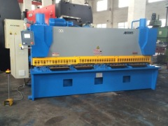 16mm Thickness 2500mm NC Hydaulic Cutting Machine