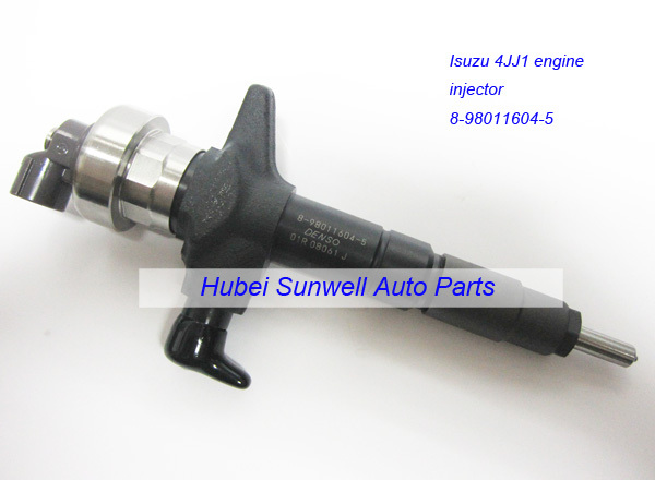 Isuzu 4JJ1 engine injector 8-98011604-5 / 095000-6980 / 8980116045