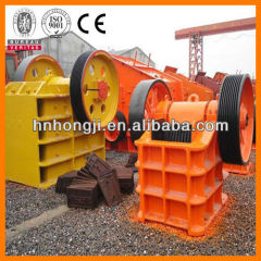 High Quality PE Series Jaw Crusher made by hongji