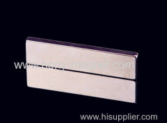 Permanent neodymium mini magnet