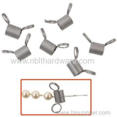 Bead Stoppers Large Size 6 Piece Package, Prevent Spilled Beads When Making Jewelry