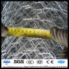 Mesh Opening 80x120mm Wire Dia 2.4MM hot dipped galvanized gabion security wall