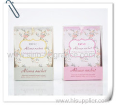 3x10g High Quality Scented Sachets