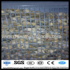 2x1x0.5m Hot Dipped Galvanzied Welded Gabion Box
