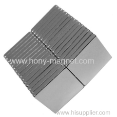 Permanent rare earth magnets neodymium