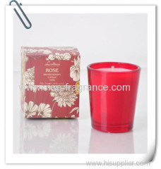 100g Decorative scented Glass candle jar
