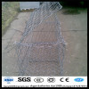 mesh size 8x10cm hot dipped galvanzied gabion cages for sale