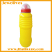 New idea silicone sport bottle