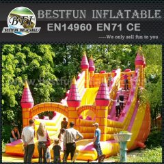 China top quality inflatable slides