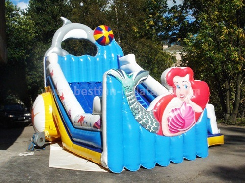 Competitive price inflatable slide