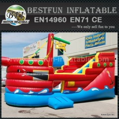 Inflatable newest the explorer slide