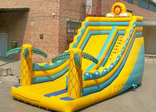Factory direct inflatable slide