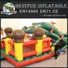 Guangzhou inflatable slide price