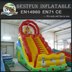 Inflatable sea world slide