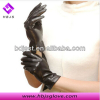 Fashion women winter use leather gloves