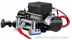 12V 13000LBS Wireless Steel Wire Electric Winch 4WD ATV BOAT TRUCK OFF ROAD