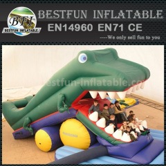 Inflatable slide kids best gift