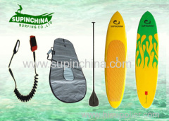 sport surfing long stand up surfboard paddleboarding for boys