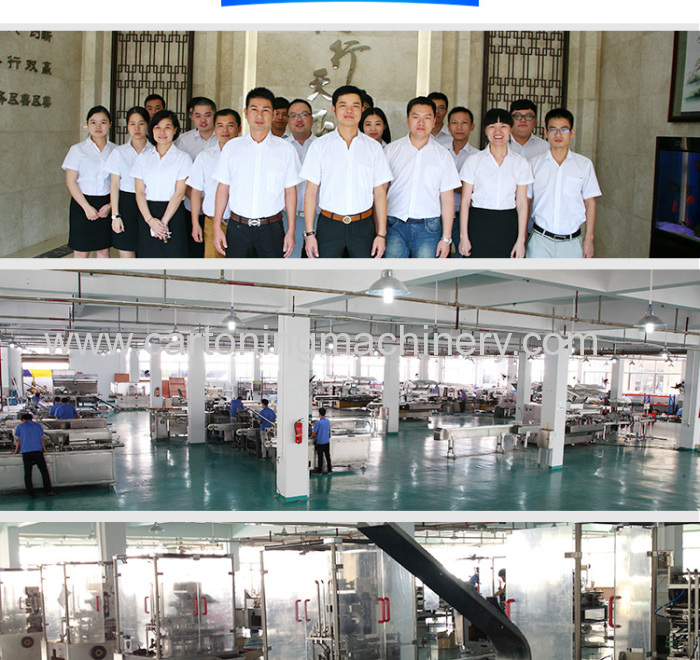 Multifunctional automaticcartoning machinery for blister