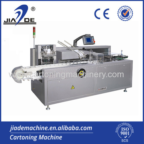 Automatic food bag Cartoning Machine China supplier